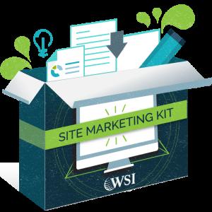 Kit completo para um site de ponta   WSI Marketing Digital