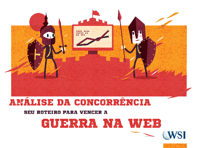 [e-Book] - Análise da Concorrência Online | WSI Marketing Digital