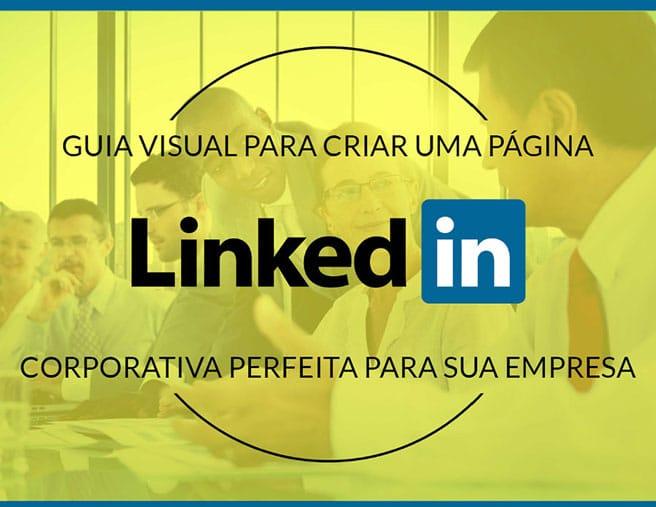 [e-Book] - Linkedin: Guia visual para criar uma página para sua empresa   WSI