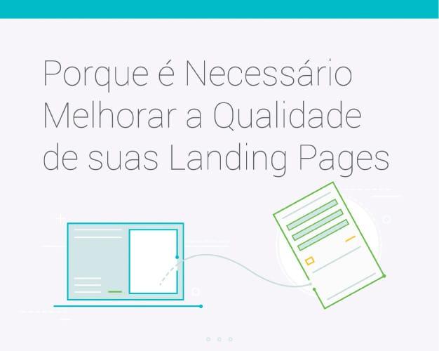 Infográfico: Porque Você Precisa Melhorar a Qualidade de suas Landing Pages | WSI Marketing Digital