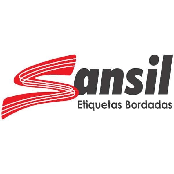 Sansil Etiquetas Bordadas | WSI Marketing Digital
