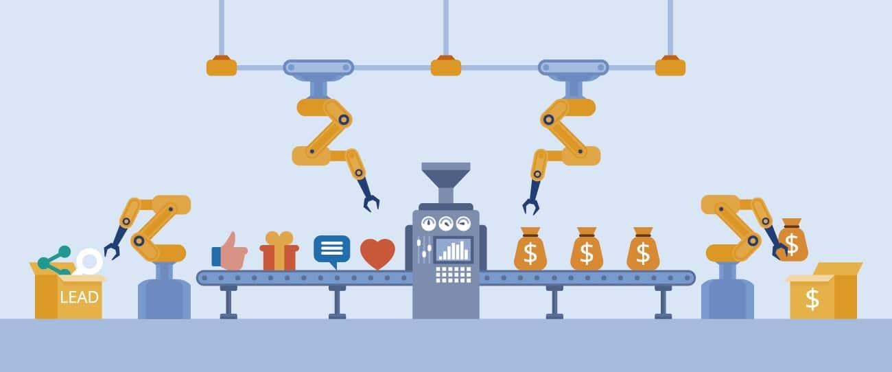 Aumentando leads e vendas com a automação de marketing