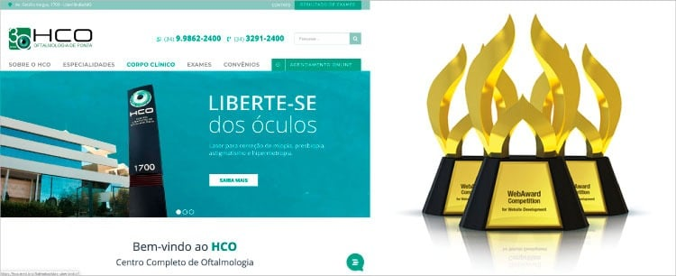 Agência de Marketing Digital em Uberlândia recebe prêmio internacional